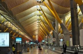 Richard Rogers + Partners - Aeropuerto de Barajas, Madrid, España.