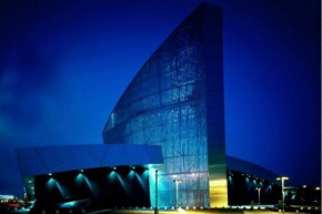 Daniel Libeskind - Imperial War Museum North, Manchester, United Kingdom