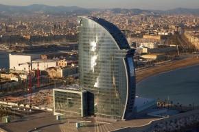 Ricardo Bofill, Hotel W, Barcelona, España