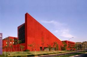 Ricardo Legorreta - Oficinas Plaza Reforma, Ciudad de México, Mexico