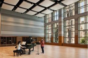 Robert Venturi - Curtis Institute of Music, Lenfest Hall, Philadelphia, EEUU