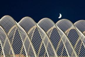 Santiago Calatrava - Jardín de L'Umbracle, Valencia, España