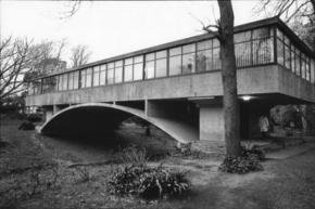 Casa del Puente o Casa del Arroyo, Mar del Plata, Argentina, 1943-1946