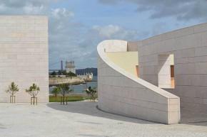 Charles Correa - Champalimaud Centre, Lisboa, Portugal