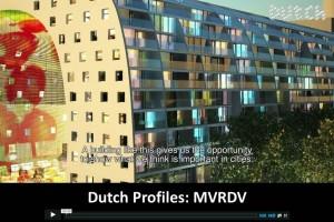 Dutch Profiles MVRDV