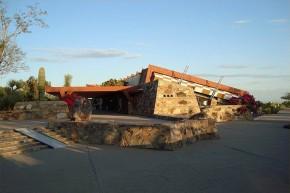 Frank Lloyd Wright - Taliesin West, Scttsdale, Arizona, EEUU