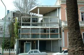 Casa/Maison Curutchet, La Plata, Buenos Aires, Argentina, 1949