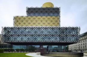 Mecanoo - Library of Birmingham, United Kingdom