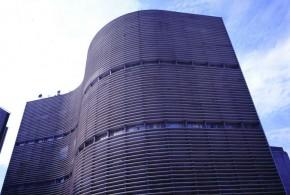 Oscar Niemeyer - Conjunto Copan, Sao Paulo, Brasil