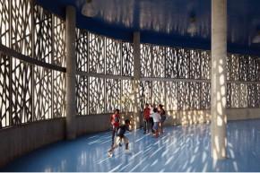 Plan B Arquitectos - Colegio Flor de Campo, Cartagena, Colombia