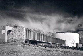 Richard Neutra - Cyclorama, Gettysburg, Pensilvania, EEUU