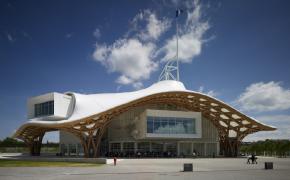 Sede del Centro Pompidou en Metz, Francia, 2006