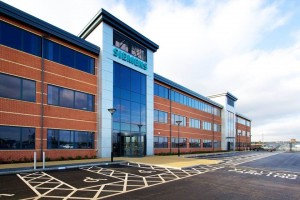 Stephen George & Partners - Siemens Facility, Teal Park, Lincolnshire, UK