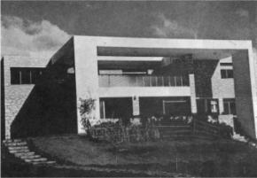 Casa de Veraneo, La Falda, Córdoba, Argentina, 1938/41