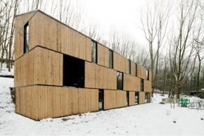 AST 77 Architecten - Casa en Rotselaar, Bélgica.